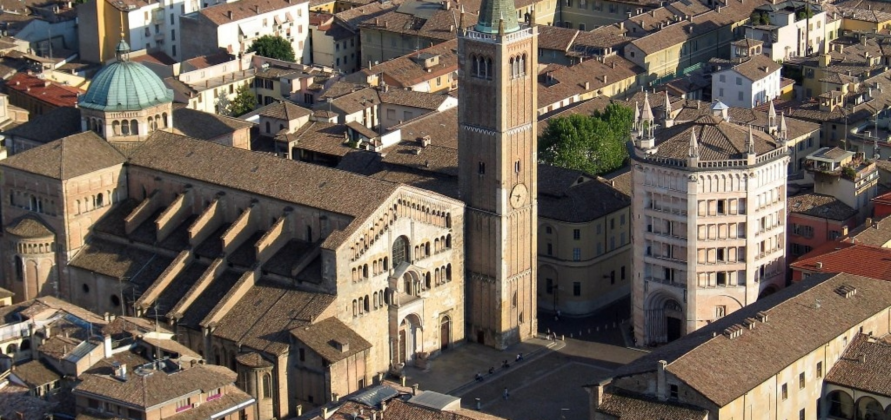 Itinerary to discover Parma and its attractions