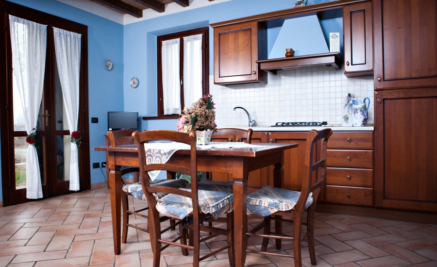Apartments in Farmhouse | The Brugnolo in Scandiano: Bilocali