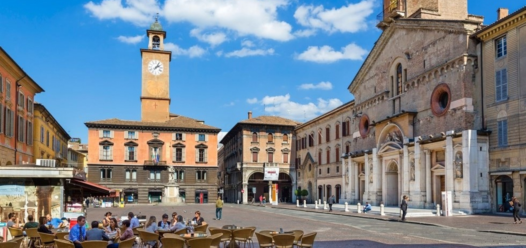Things to do in reggio emilia for Restaurant reggio emilia