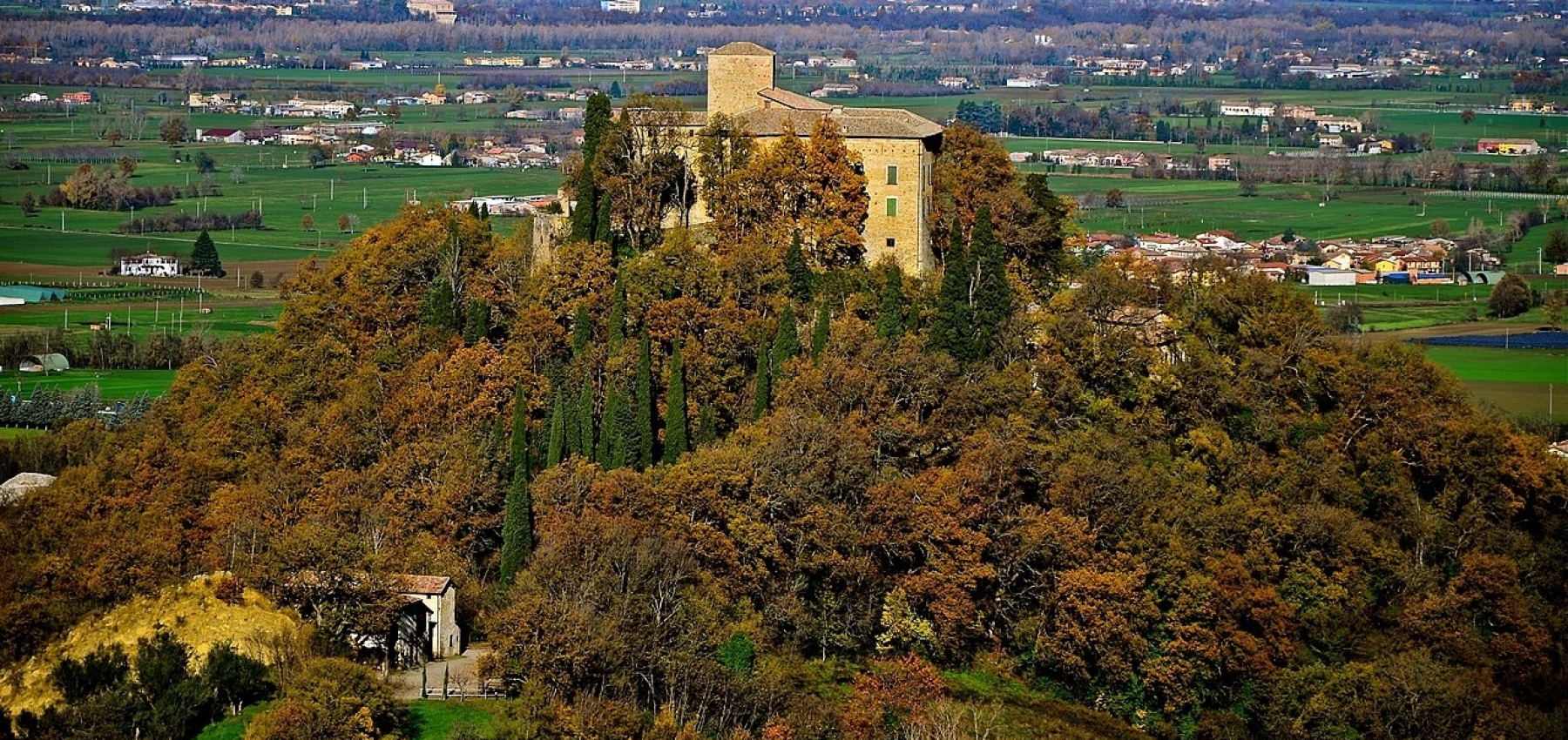 Itinerary to discover the Castles of Women in Emilia